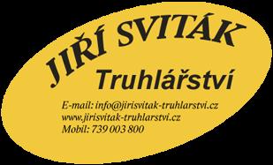 Jiří Sviták – Truhlářství Bolina u Vlašimi